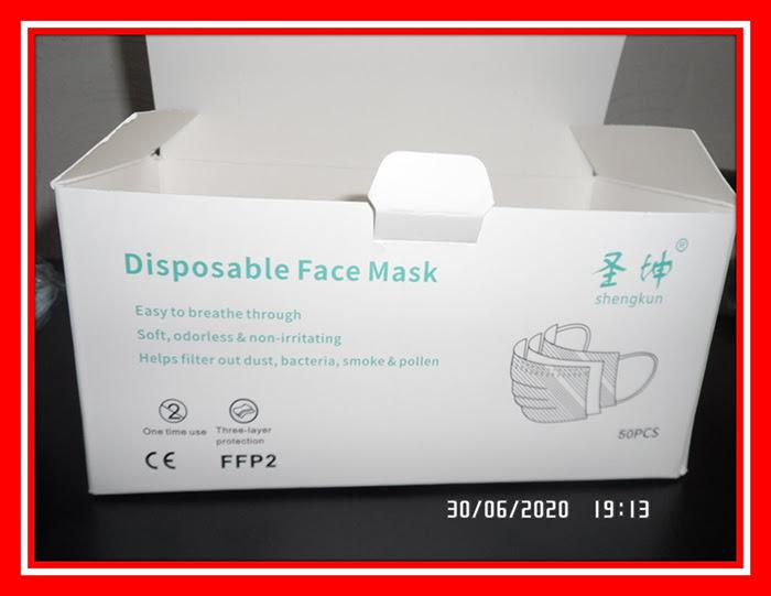 Protecția Consumatorilor (InfoCons) avertizează despre masca periculoasă pentru sănătate. Alertă europeană! 17