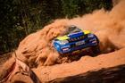 Neste quarta-feira a competição chegará ao Mato Grosso (Marcelo Maragni/Fotop)