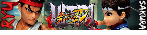 KIDS NATIONS STREET FIGHTER TWO-PACK