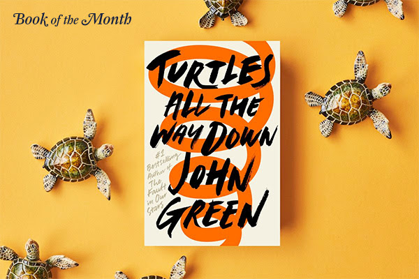 October roundup: John Green, G...