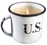 Morning Java Candle Mug