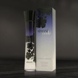 Armani Code by Giorgio Armani 2.5 oz Eau de Parfum for Women