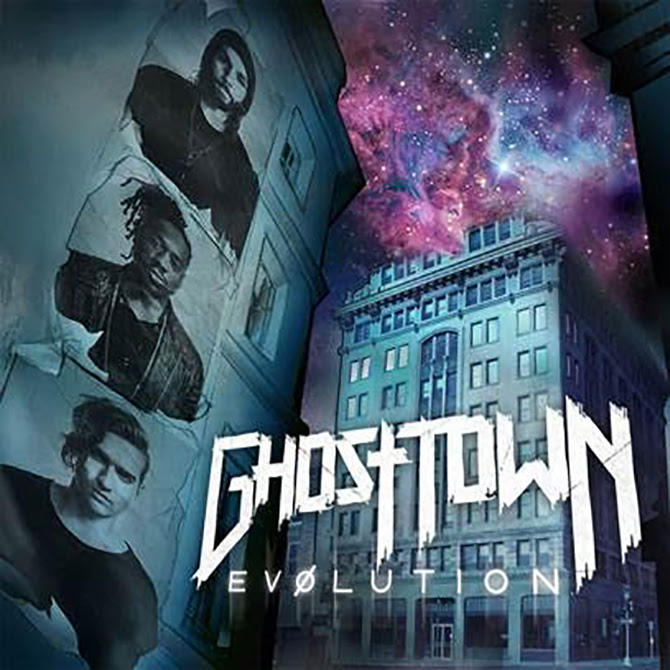 Ghost Town Evolution cover