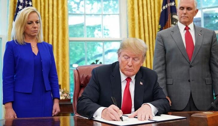 Trump pretende revocar la ciudadanía por nacimiento de los hijos de inmigrantes