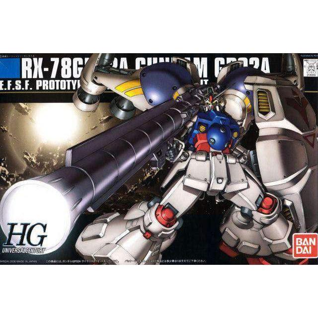 Image of HGUC RX-78Gp02A Gundam GP02A Physalis