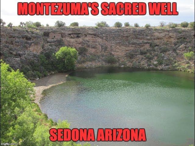 Exploring The Ancient Montezuma Well Near Sedona Arizona  Sddefault