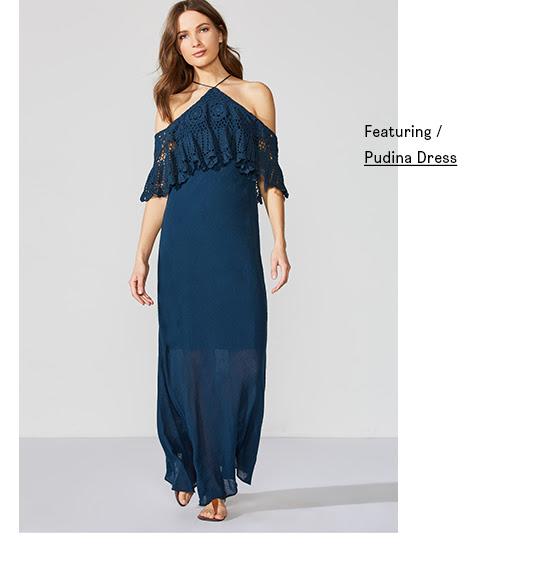 The Bailey 44 Pudina Dress
