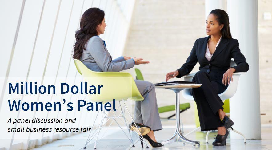 Million Dollar Women's Panel