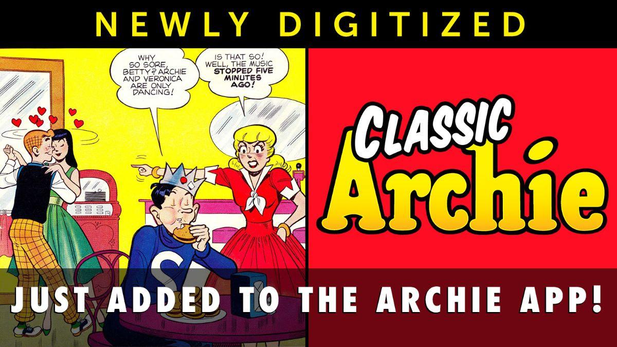 Newly Digitized Classic Archie!