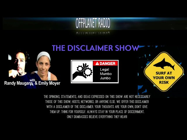 Randy and Emily - OffPlanetRadio - The Disclosure Show excerpt SSP/Breakaway  Sddefault