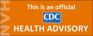 This is an official CDC Health Advisory