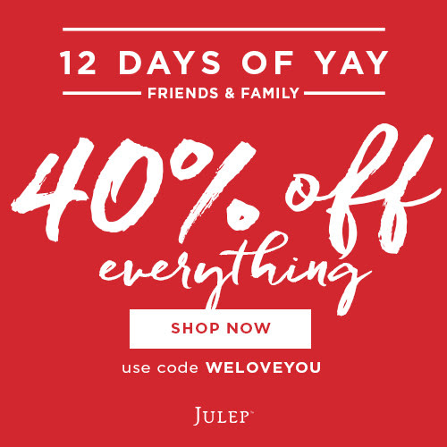 Save 40% with Julep&#0...