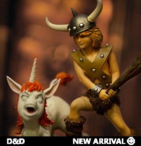 Dungeons & Dragons Battle Diorama Series