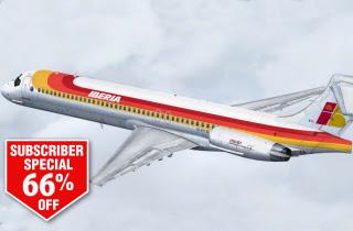 MD-87 Jetliner (Download)