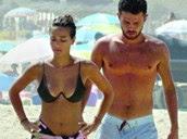 Namorada de Bernardo Silva deslumbra em lingerie