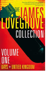 The James Lovegrove Collection: Volume One by James Lovegrove