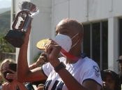 La atleta venezolana de 25 años fue la primera mujer de su país en obtener una medalla de oro en Juegos Olímpicos.