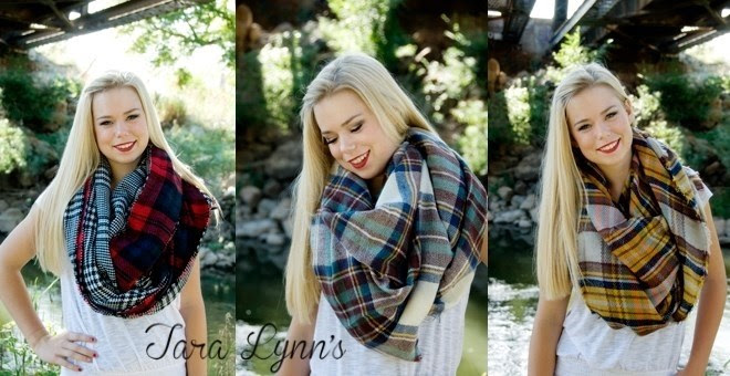 *HOT* Cozy Blanket Scarves &am...