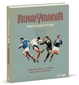 Couverture : Rugbymania - French flair attitude
