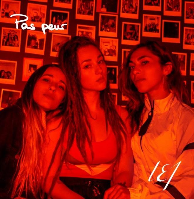 Cover Single L.E.J