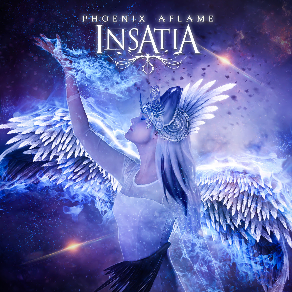 Insatia - Phoenix Aflame 1500 x 1500