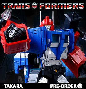 NEW TAKARA TRANSFORMERS