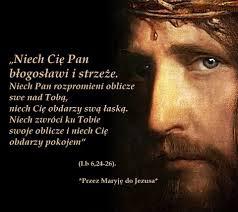 Bóg miłosierny niech nam błogosławi. - Przez Maryję do Jezusa ...