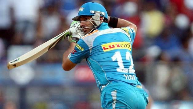 Yuvraj Singh was the main man for Pune Warriors India in IPL 2011.