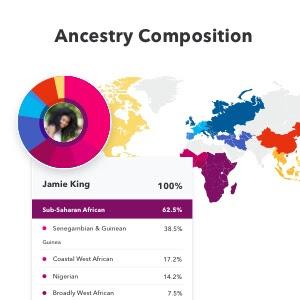 trace ancestry, ethnicity, heritage, ancestral origins, where ancestors lived, ancestry timeline