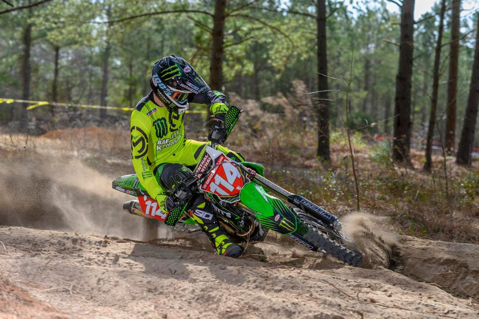 Josh Strang returns on the Babbitt's Online/Monster Energy/Kawasaki team for 2019.
