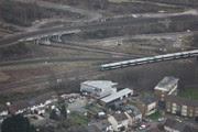 Croydon bottleneck / Selhurst triangle