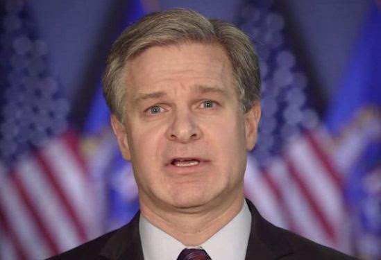 FBI Director Christopher Wray on Shutdown