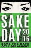 Sake Day 2016 Green