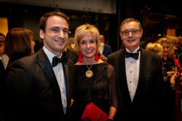 Fȇting the Nobel Laureates!
