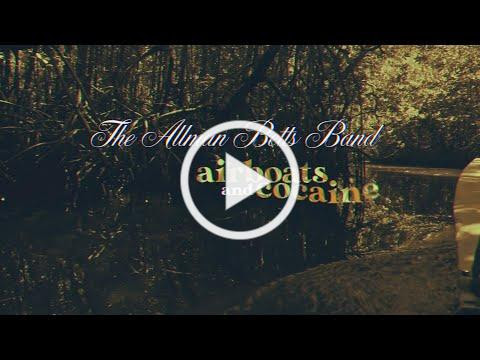 The Allman Betts Band - Airboats & Cocaine (Official Lyric Video)