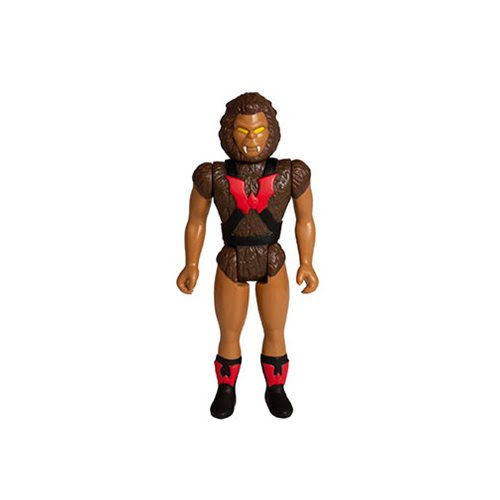 """Image of Masters of the Universe ReAction Grizzlor 3.75"""" Figure"""