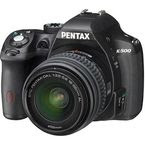 PENTAX K-500 DSLR With18-55mm Zoom Lens Kit
