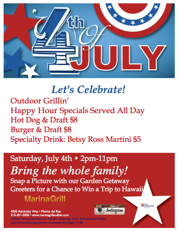 4th of july closed sign template