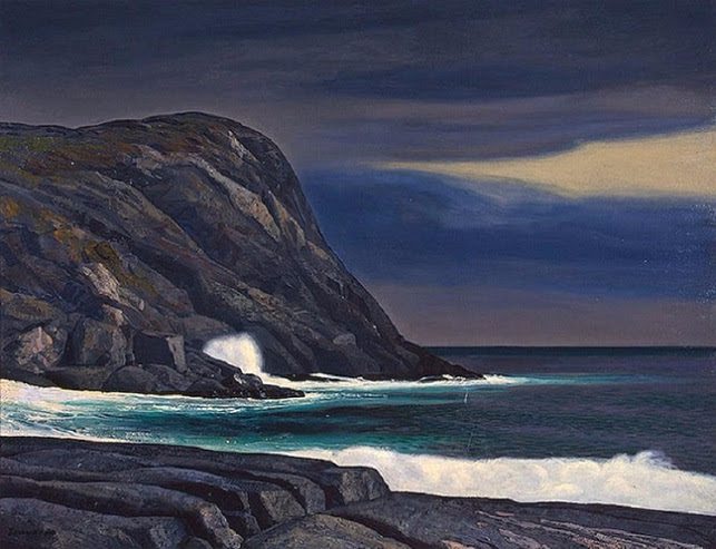 Brewing Storm. Monhegan (643x493, 274Kb)
