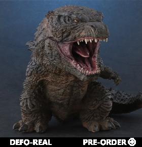 Godzilla vs. Kong Defo-Real Godzilla