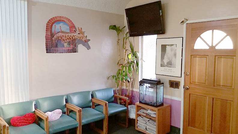 291 Pomona Dental Practice Sale with Real Estate