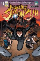 Legend of the Shadow Clan #1
