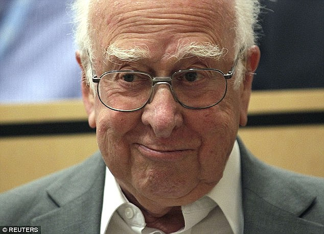 Professor Higgs, 83, has been waiting since 1964 for science to catch up with his ideas about the Higgs boson