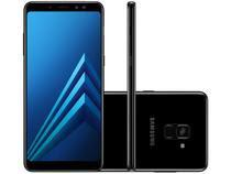 Smartphone Samsung Galaxy A8+ 64GB Preto