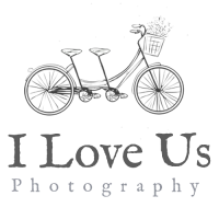 I Love Us Logo