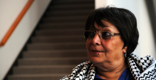 Leila Khaled: 'Occidente considera nuestra resistencia como un acto terrorista, cuando el terrorismo es la ocupación'