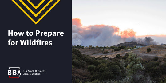 How to prepare for wildfires