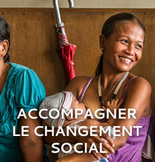 Accompagner le changement social
