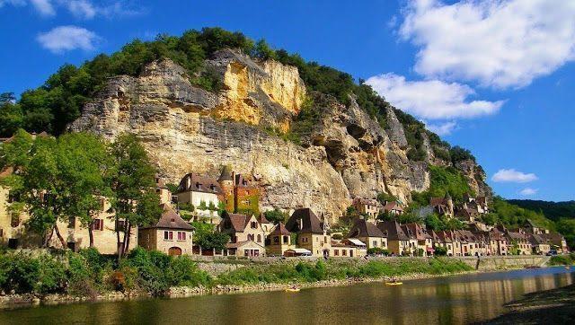 LA ROQUE GAGEAC Francia. Los Pueblos más bonitos de Europa
