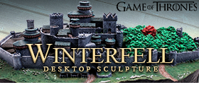 WINTERFELL SCULPTURE